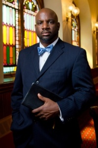 Rev. Mark Tyler, Mother Bethel AME Church