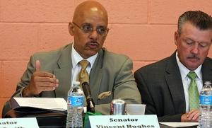 PA State Senator Vincent Hughes